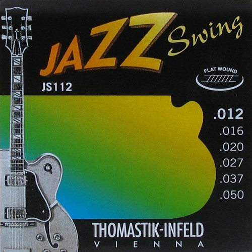 Thomastik Jazz Swing 12er Flatwound