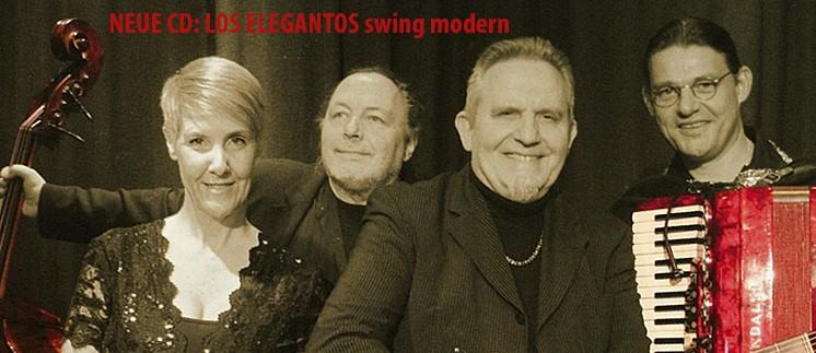 LOS ELEGANTOS swing modern