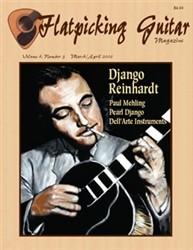 "Flatpicking Guitar Magazine Vol 6/3 2002 ""Legendäre Django Ausgabe"""