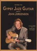 Intro to Gypsy Jazz Guitar By John Jorgenson