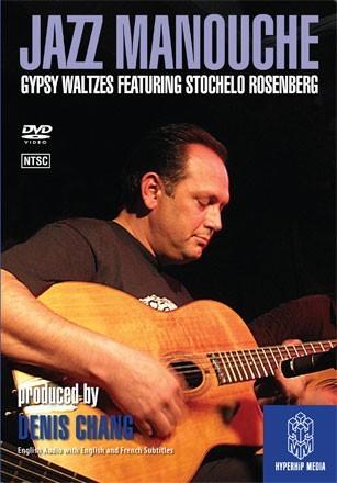 DVD Gypsy Waltzes Featuring STOCHELO ROSENBERG