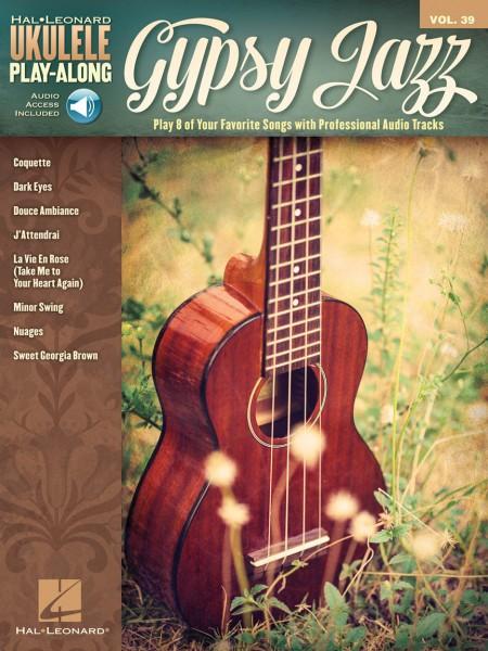 Ukulele Play-Along: Gypsy Jazz