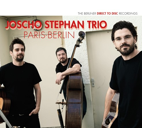 CD Joscho Stephan Trio PARIS BERLIN