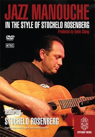 DVD IN THE STYLE OF STOCHELO ROSENBERG