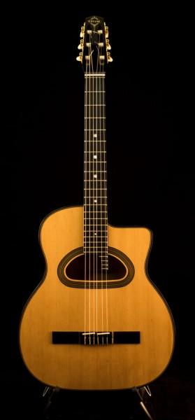 Saga Gitane DG-560 Lulo Reinhardt Signature Nylon String