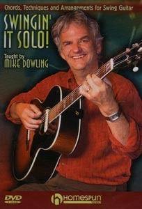 Mike Dowling SWINGIN' IT SOLO DVD