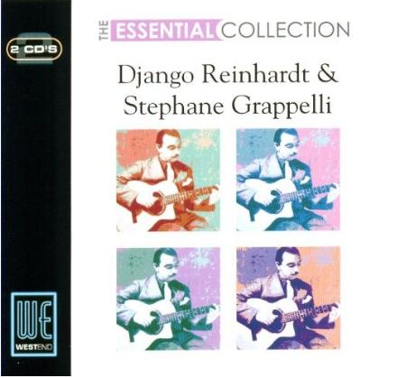 Essential Collection Django Reinhardt & Stephane Grapelli 2CD