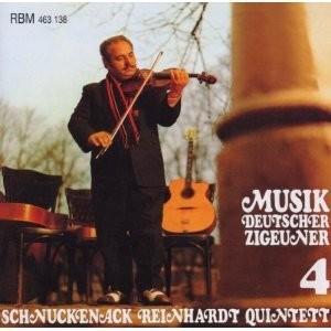 Schnuckenack Reinhardt Quintett: Musik deutscher Zigeuner 4