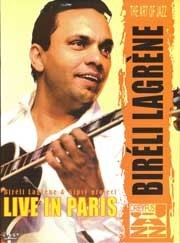 Bireli Lagrene - Live in Paris DVD