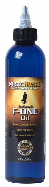 Nomad Fretboard F-One Oil