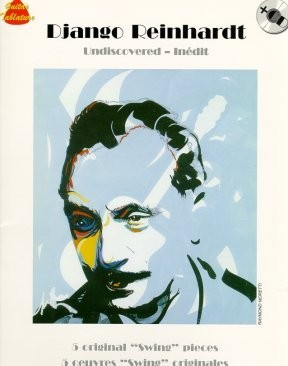 Django Reinhardt - Undiscovered - Inedit
