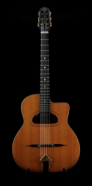 """""""Geile"""" Gallato RS 1939 D-Hole Maple Used/Pickup"""