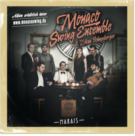 Monaco Swing Ensemble: Marais CD