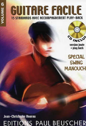 Swing Manouche - Guitare Facile mit Playback-CD