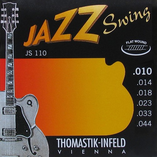 Thomastik Jazz Swing 10er Flatwound
