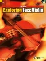 Exploring Jazz Violin - Chris Haigh