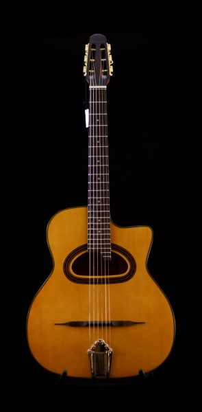Richwood Jazz Gitarre Hot Club RM-140-NT