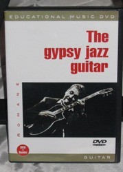 DVD The Gypsy Jazz Guitar Romane