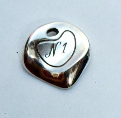 Le Niglo no1 - ergonomique pick- silver