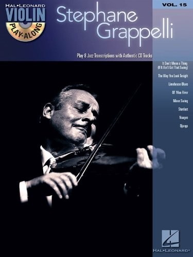 Stephane Grappelli Violin Playalong