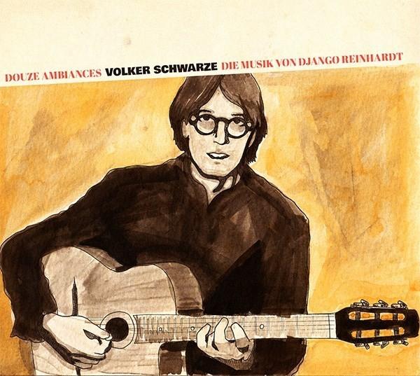 Volker Schwarze Douze Ambiances CD