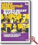 DVD Hot Licks: Learn Jazz Guitar Chords With 6 Great Masters!