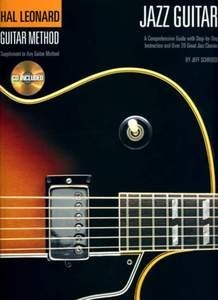 Jeff Schroedl: Hal Leonard Guitar Method: Jazz Guitar