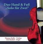 """CD Duo """"Hand und Fuß"""" – Solo für Zwei"""