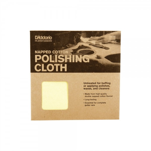 Polishing Cloth Napped Cotton