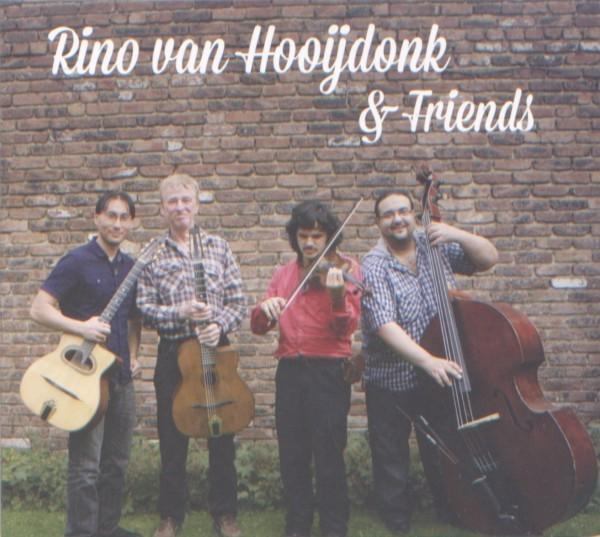 Cover-Rino-van-Hooijdong-Friends1