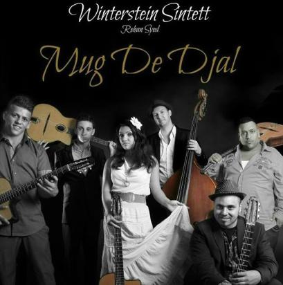 CD Winterstein Sintett: Mug de djal