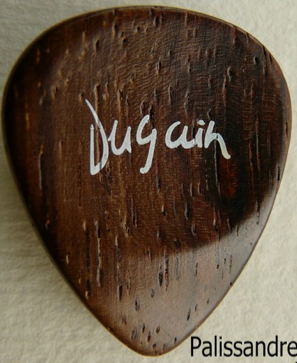 Dugain Pick Palissandre/Rosewood