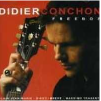 Freebop Didier Conchon CD