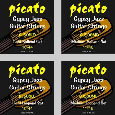Picato Gypsy Jazz Strings
