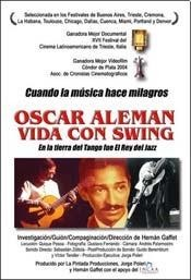 Oscar Alemán A Life with Swing DVD