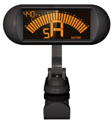 Career Clip-On Tuner C2