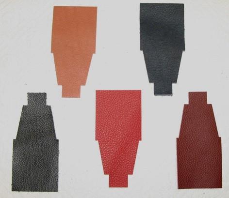 Leder für Tailpiece