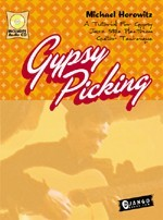 Gypsy Picking inkl. CD - Michael Horowitz