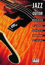 Joachim Vogel - Jazz Guitar Basics / CD