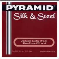 PYRAMID Silk & Steel
