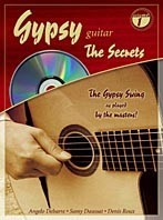 Gypsyguitar - the secrets Vol.1/CD