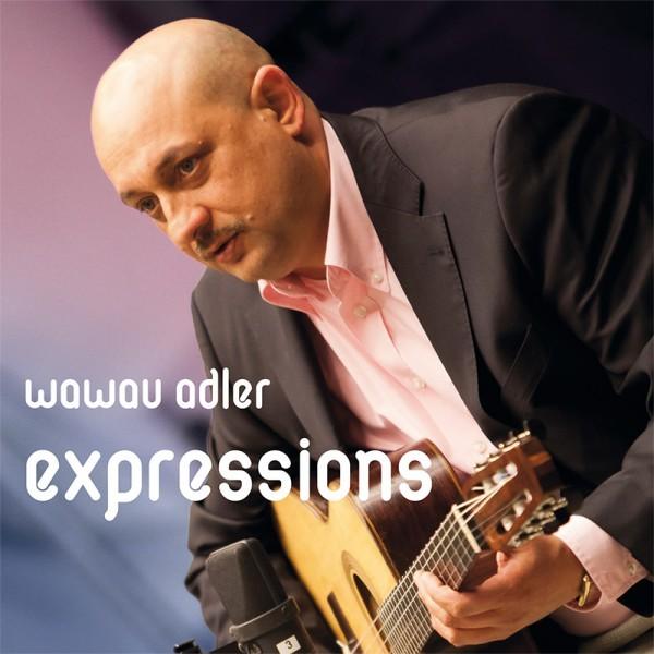Wawau Adler - Expressions