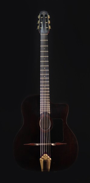 "Jerome Duffel Signature ""Thomas Lund"" Model Killer Guitar USED"
