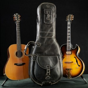 Handmade Leather Guitar Bag Archtop/Dreadnought