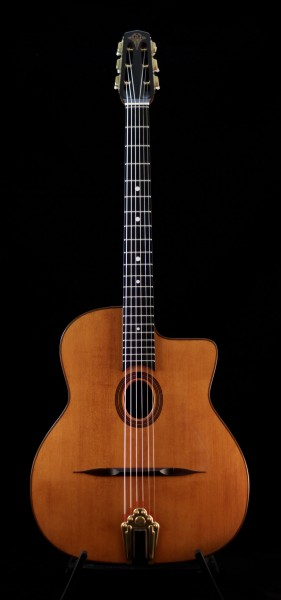 Yohann Cholet Petite Bouche Guitare Jazz No 169