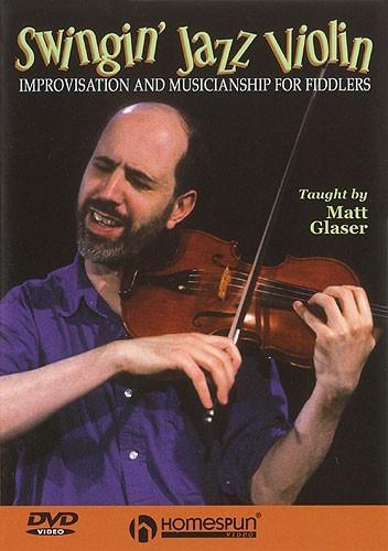 DVD Matt Glaser: Swingin Jazz Violin