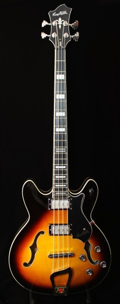 Hagström Viking Jazzbass Short scale used