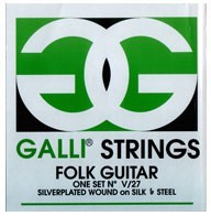 Galli Strings V27 silk and steel