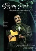 RNT4 Gypsy Jazz Songbook & Playalong CD