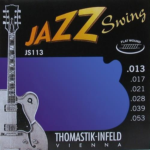 Thomastik Jazz Swing 13er Flatwound